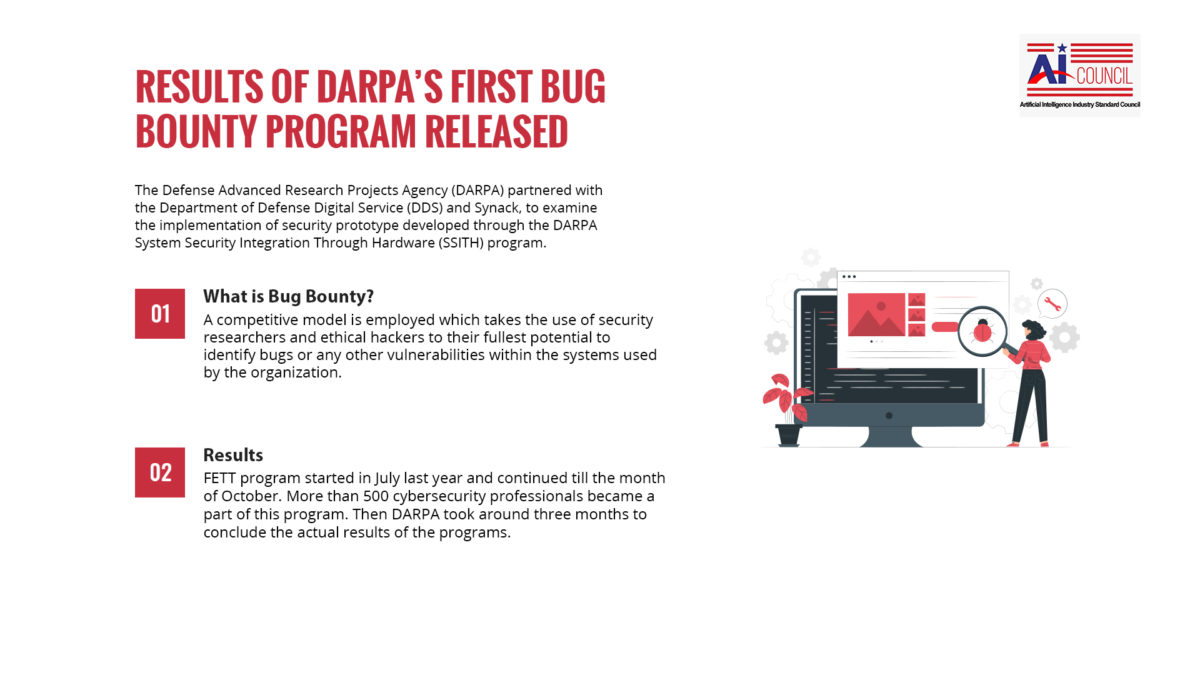 Results Of Darpa's First Bug Bounty Program Released