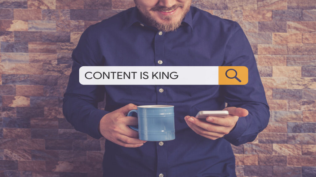 """Content Marketing Boosts SEO""- Myth or Truth?"