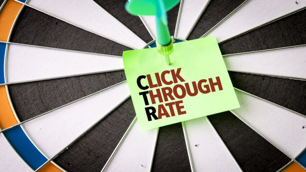 Understanding Click through Rates and Why They Must Increase?