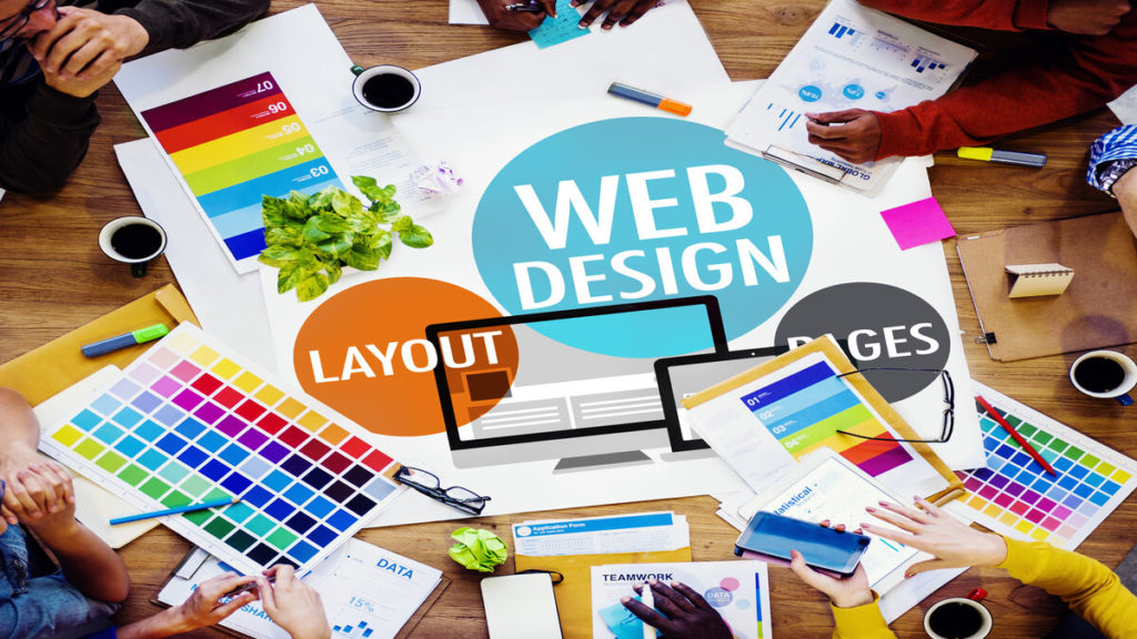 Web designing – 4 Trends to watch out for in 2021