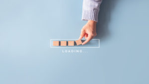 Website page speed