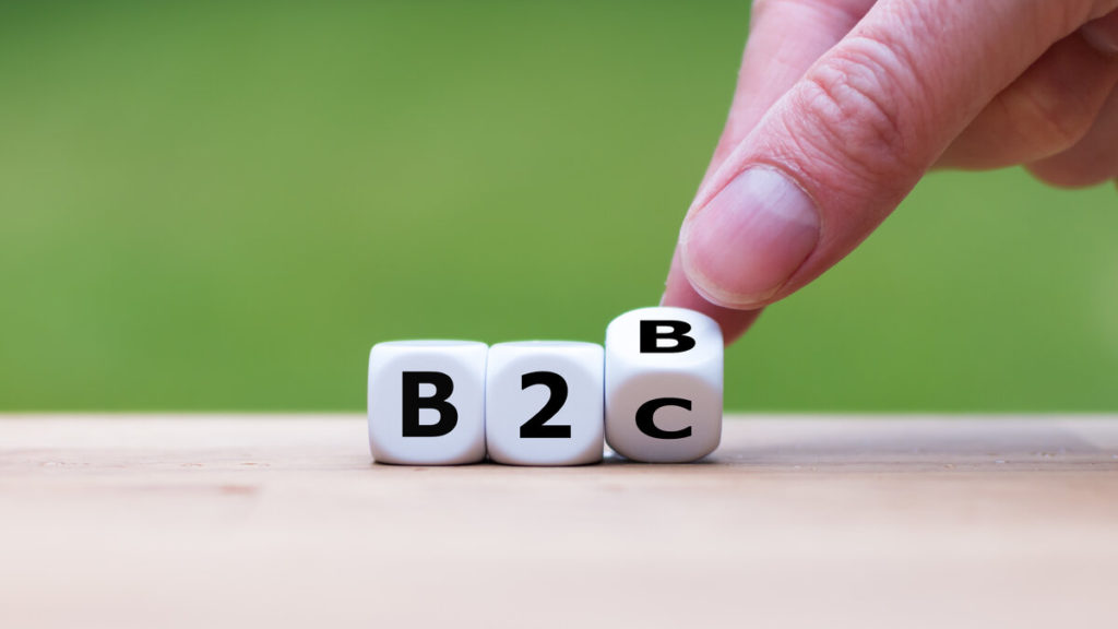 Why Marketers Need to Differentiate B2C Marketing from B2B Marketing