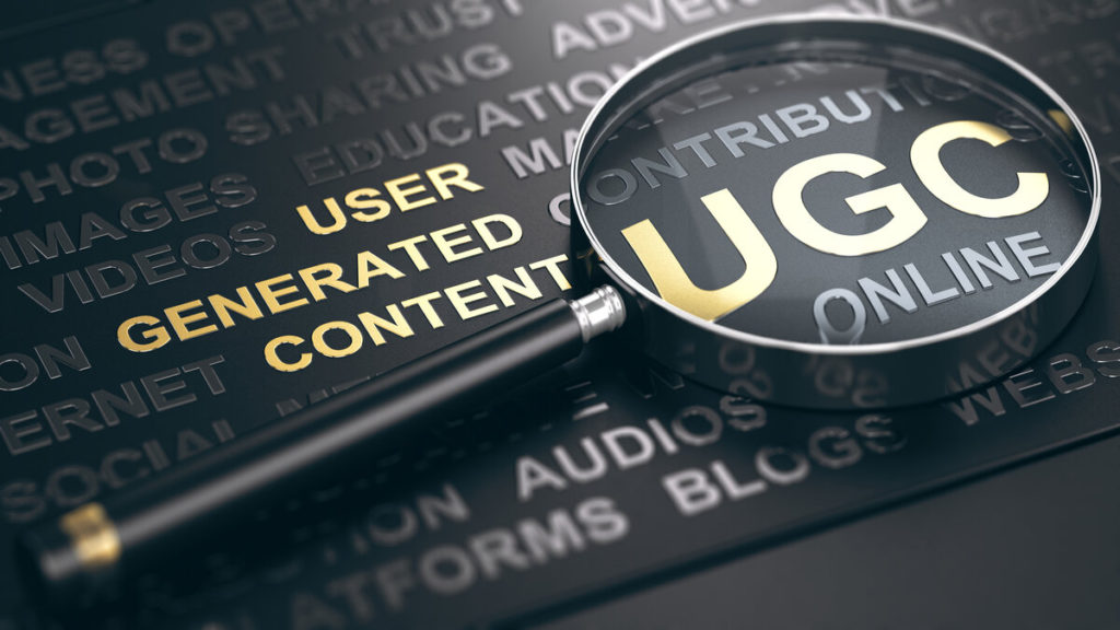 User generated content – Top Benefits and How to Use it in social media