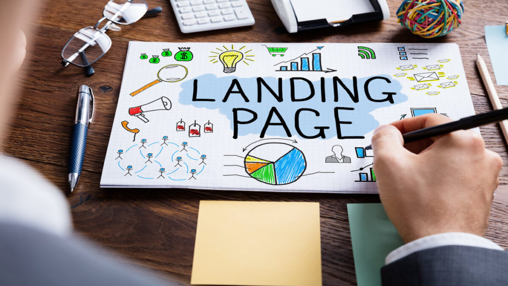 Landing Pages – Best Practices and Importance